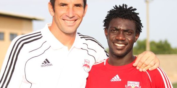 Ingoal | James Bannatyne with Isaac Tetteh
