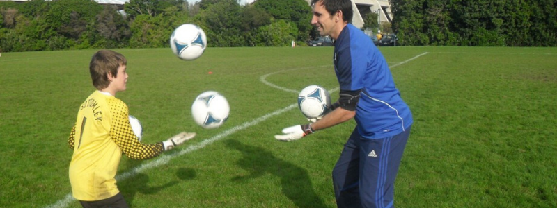 James Bannatyne goalkeeper coach